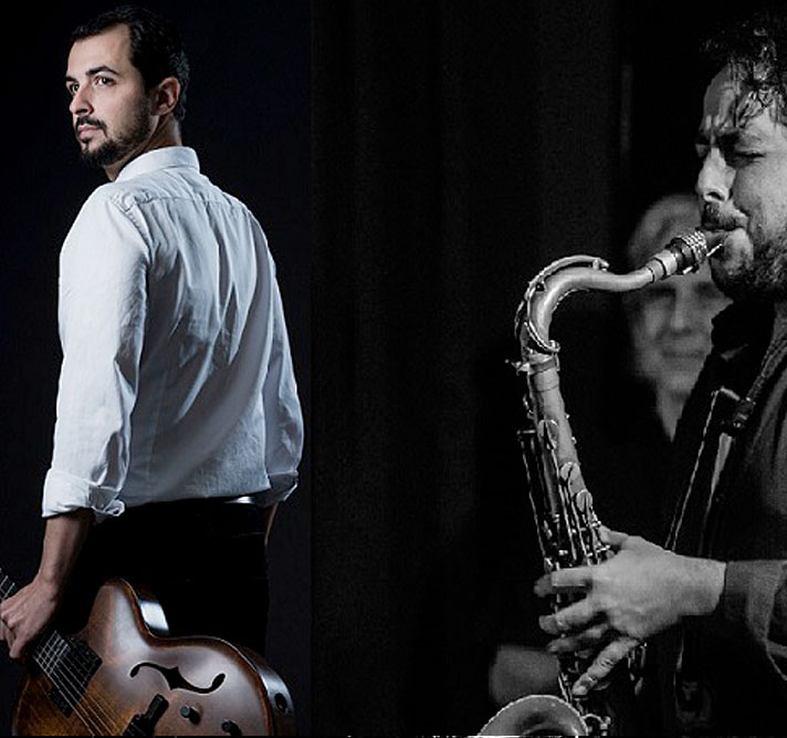 foto de ROMAIN PILON trio & GIANNI GALIARDI