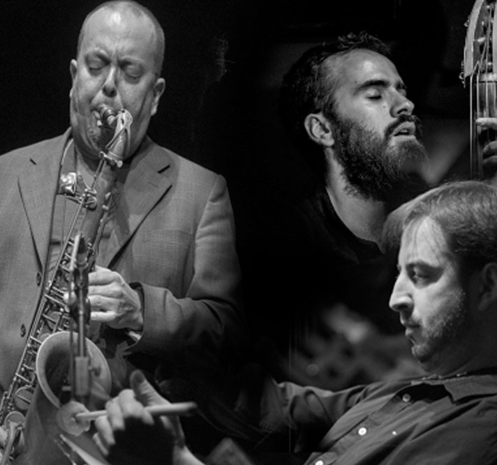 foto de BILL McHENRY – FORTIÁ – Del VAL Trio