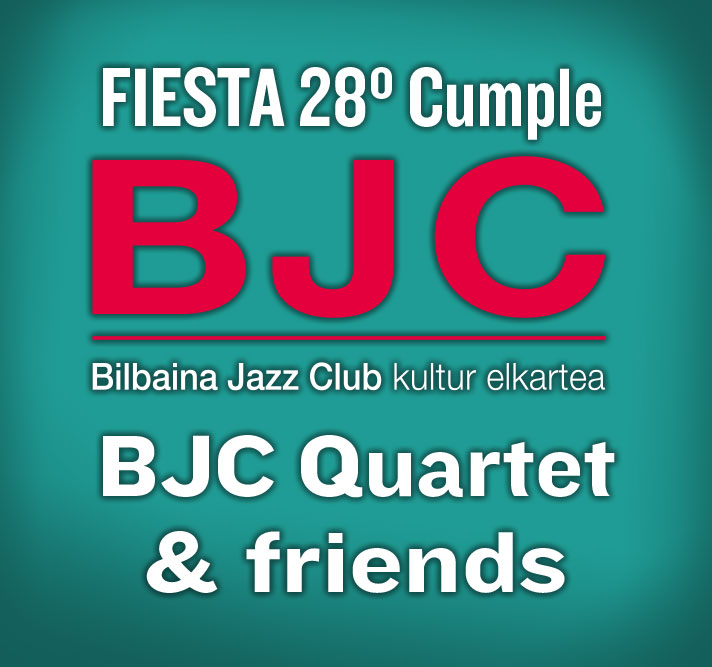 foto de FIESTA 28º Cumple BJC / BJC Quartet & friends