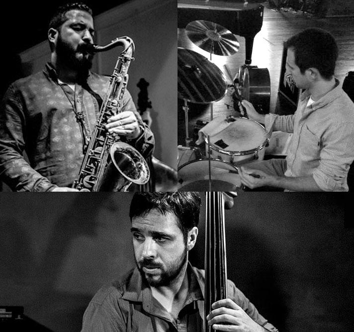 foto de PAZ · MORENO · CAVALEIRO Trio